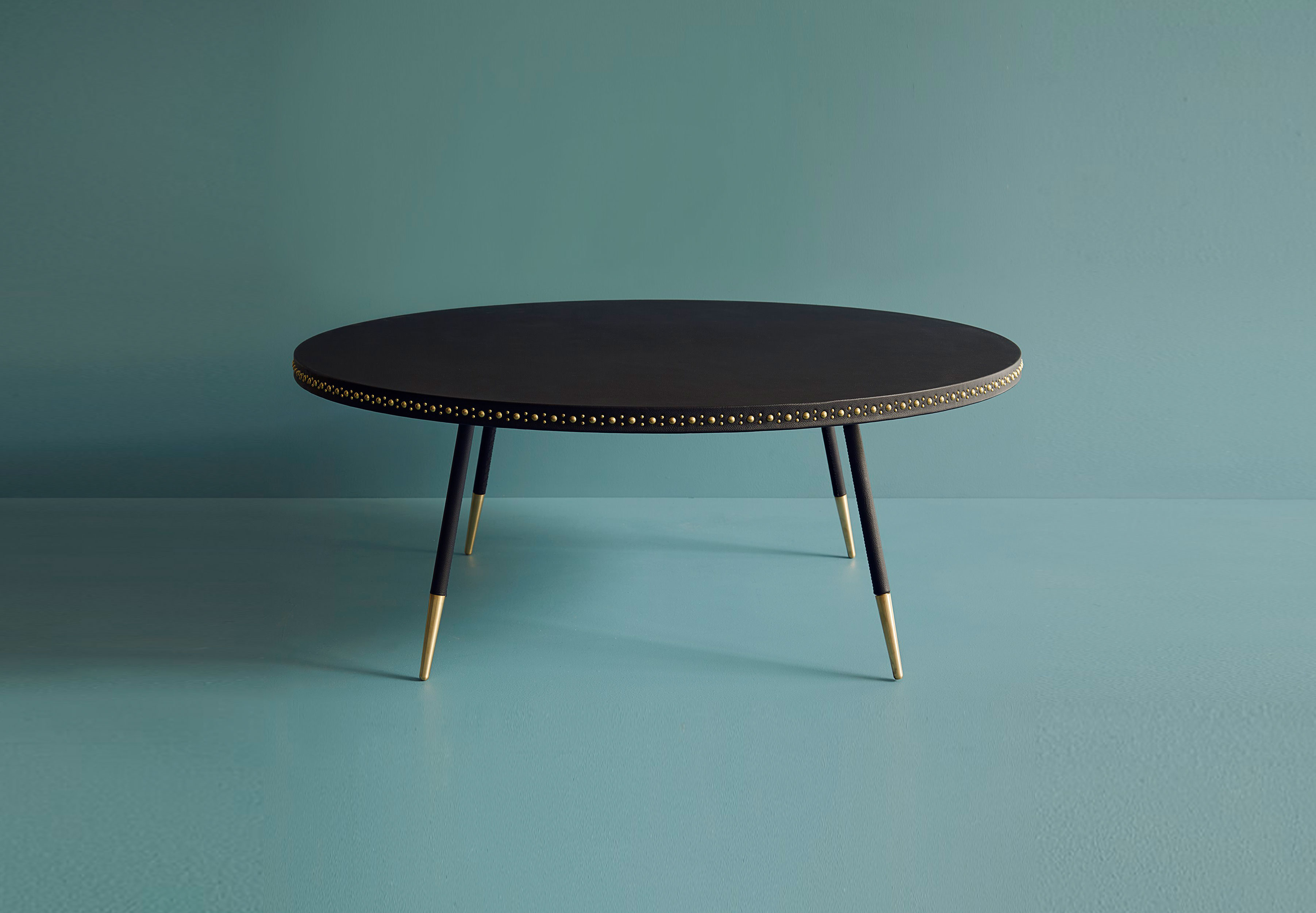 Leather Coffee Table 5