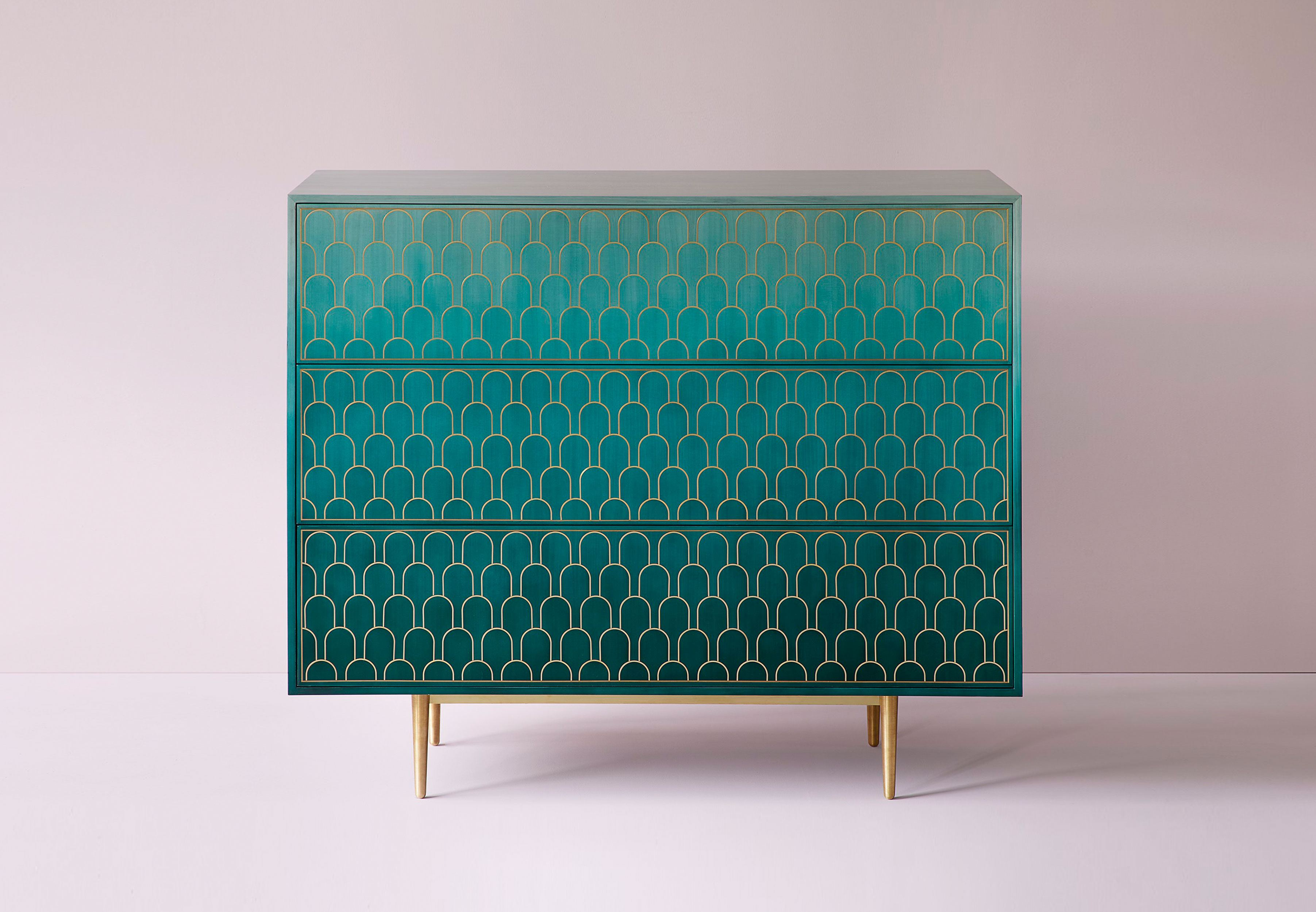 Home Collections The Shamsian Collection Nizwa Chest Of Drawers